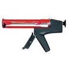 Пистолет для герметика 310 мл  полуоткрытый  противовес, круглый шток 6 мм // MATRIX